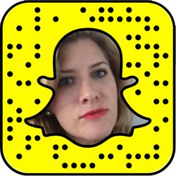 Amy Kritzer Snapchat username