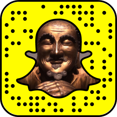 Asian Art Museum Snapchat username