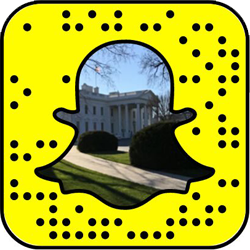 Barack Obama Snapchat username