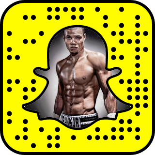 Chris Eubank Jr Snapchat username