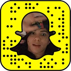 Claudia Gadelha Snapchat username