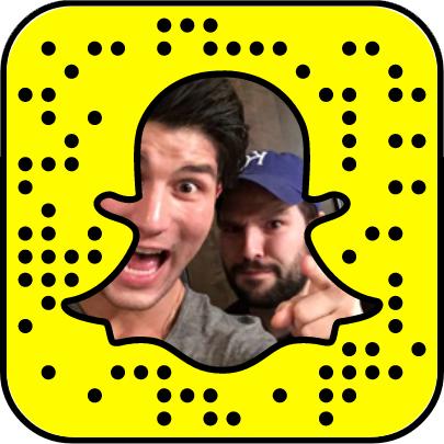 Dan + Shay snapchat