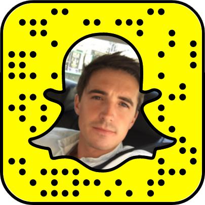 Donal Skehan Snapchat username