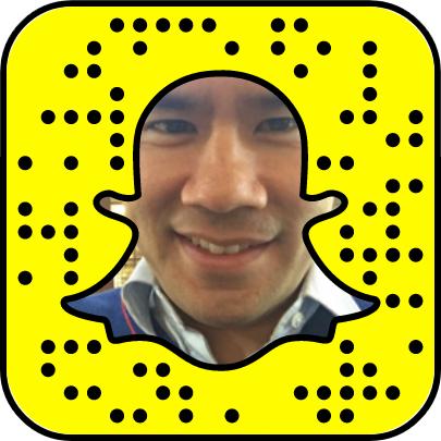 Irvin Lin Snapchat username