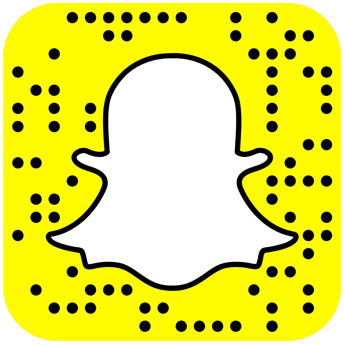 James Corden Snapchat username