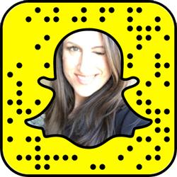 Liz Della Croce Snapchat username