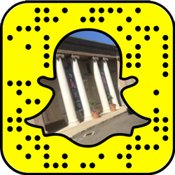 Montclair Art Museum Snapchat username