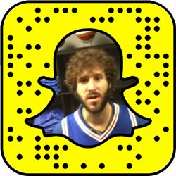 Philadelphia 76ers snapchat