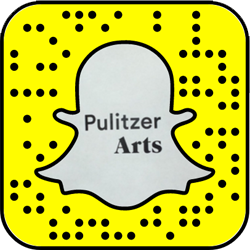 Pulitzer Arts Foundation snapchat