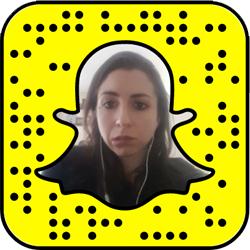 Shaina Olmanson Snapchat username