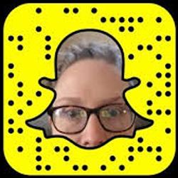 Stefanie/Sarcastic Cook Snapchat username