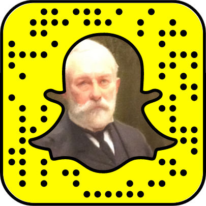 The Frick Art and Historical Center snapchat
