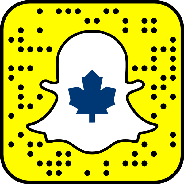 Toronto Maple Leafs snapchat